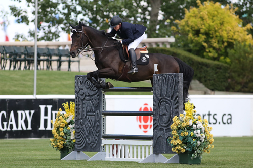 Katie Prudent of USA riding V