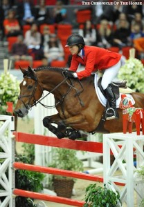 Learn from Olympic Gold Medalist Beezie Madden in a private riding lesson!