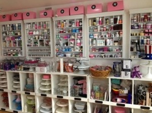 Get your own private decorating party at Georgetown Cupcake!
