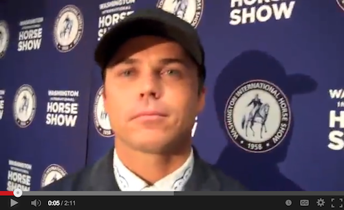 Watch an interview with Kent Farrington! http://youtu.be/md_rT5pa4Tg
