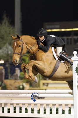 The best hunters in the nation come to compete at the FTI WEF. Photo © Anne Gittins Photography.