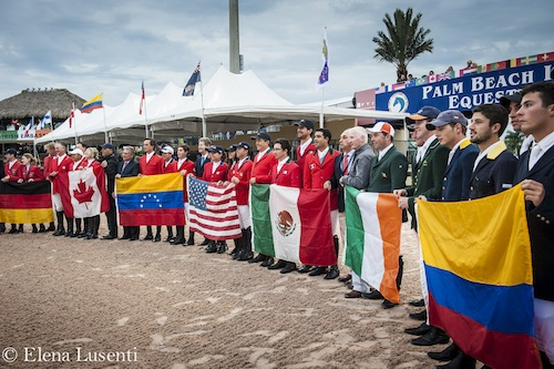 The Furusiyya FEI Nations Cup presented by G&C Farm is a highlight event of the circuit. Photo © Elena Lusenti.