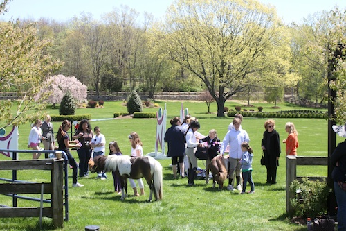 Families can enjoy Welcome Day at Old Salem Farm.
