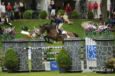 Beezie Madden and Mademoiselle derby OS13-136-144 The Book lo