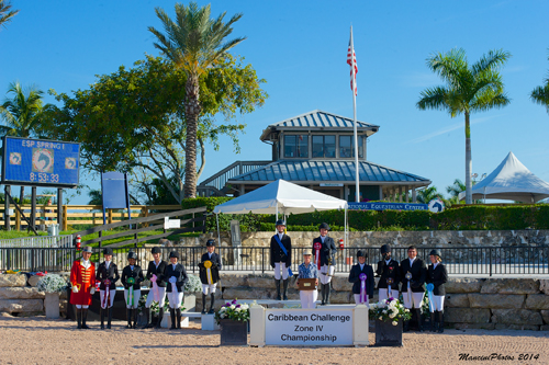 FEI Group IV Caribbean Challenge Top 12