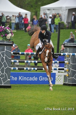 Katie Dinan and Nougat du Vallet were last year's winners of the $100,000 Empire State Grand Prix presented by The Kincade Group.