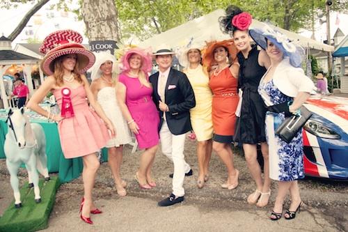 Ladies Day Hot Contest winners . Brenda Carpenter Photo