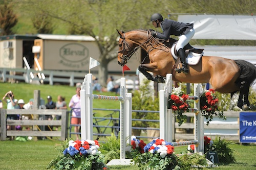 McLain Ward and Zander