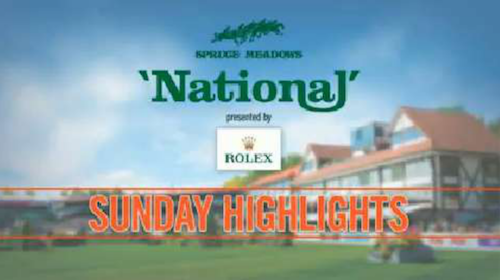 Watch highlights from Sunday at the 'National' Tournament!
