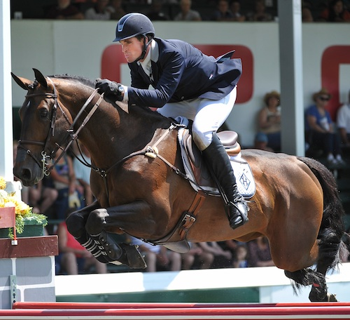 Quentin Judge and HH Copin van de Broy