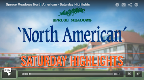 Watch Saturday's competition highlights here!