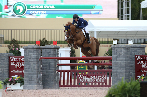 Conor Swail and Grafton
