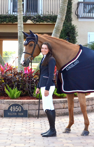 Jennifer Wood Media Kingsland Equestrian Adds Young