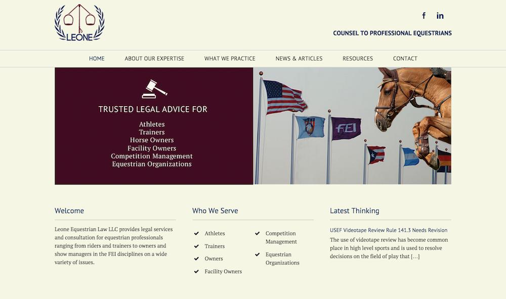 Armand Leone web sg