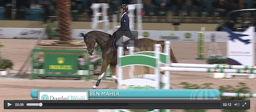 Watch Ben Maher and Diva II in their winning round! http://stream.chronofhorse.com/esp/wef9/101_B2A46DE259DBCA47B89CFC7FB0BF3E56/2EAD2F152CAA26439A07908FE17EA535-BEN_MAHER-DIVA_II_JO.mp4