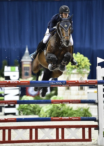 Nicola Philippaerts and H&M Forever D Arco Ter Linden