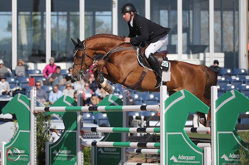 Nick Skelton and Untouched