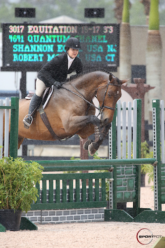 Shannon Eckel and Quantum Chanel