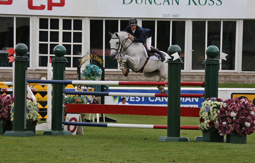 Uraguay and Alpha VDL victorious at Spruce Meadows
