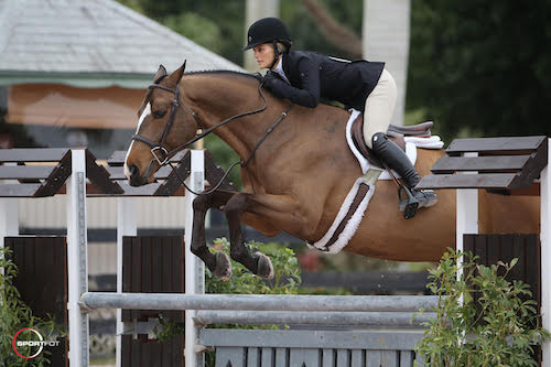 Amy Heckler and Carfield